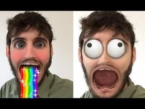Snapchat-Lenses