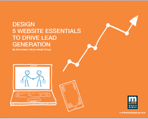 5 Essentials to drive leads - Design